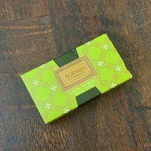NWT Agraria Lemon Verbena Facial Soap